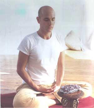 Процесс медитации